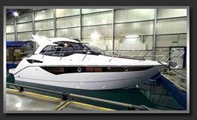 Моторная яхта с хард топом Galeon 305 Hts