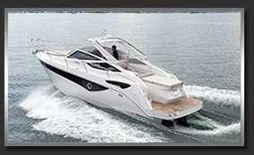 Открытая моторная яхта Galeon 305 Open