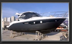 Моторная яхта с хард топом Galeon 310 Hts