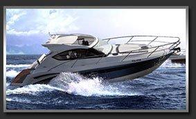 Моторная яхта с хард топом Galeon 325 Hts