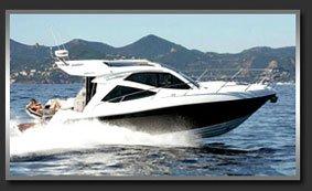 Моторная яхта с хард топом Galeon 350 Hts