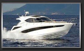 Моторная яхта с хард топом Galeon 405 Htl