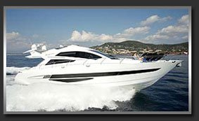Моторная яхта с флайбриджем Galeon 700 Skydeck