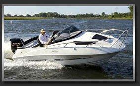 Каютная лодка Galia 525 Cruiser