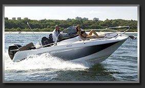 Каютная лодка Galia 635 Cruiser